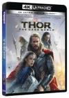 THOR THE DARK WORLD (4K Ultra HD + Blu ray  2D)